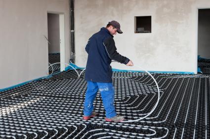 Komfortowe ogrzewanie podłogowe