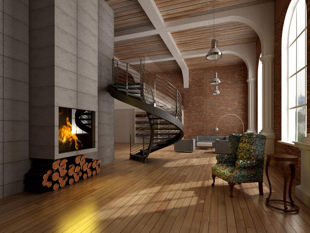 Lofty - nowy wymiar mieszkania?