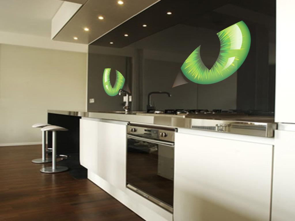 Dekoracyjne szkło w kuchni