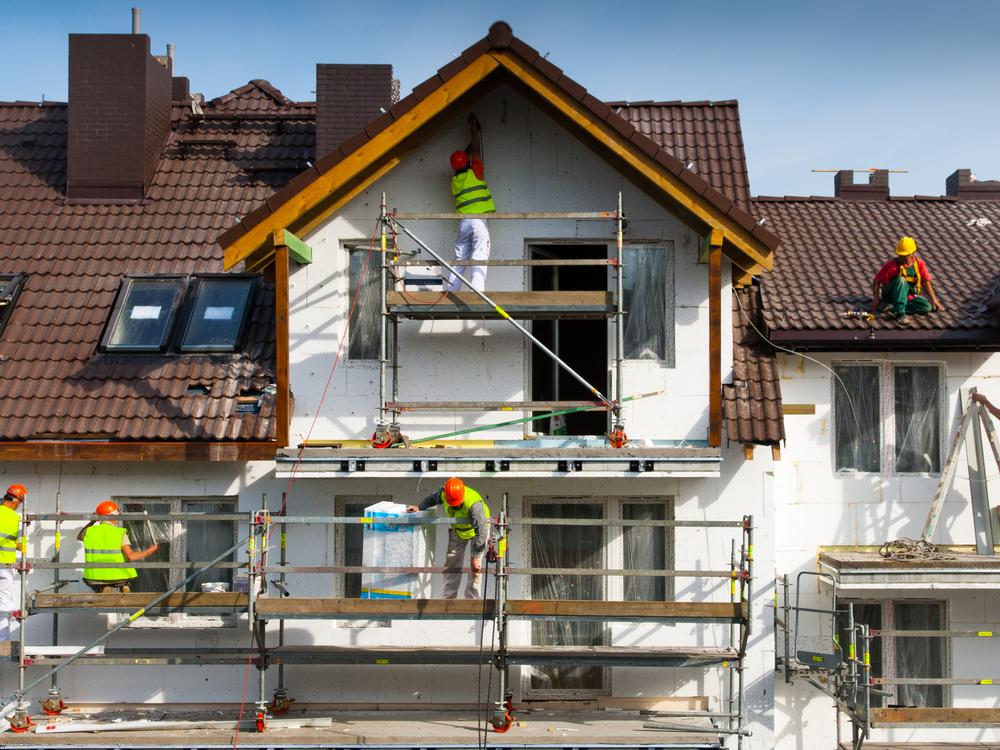 Termoizolacja budynku - nowe trendy
