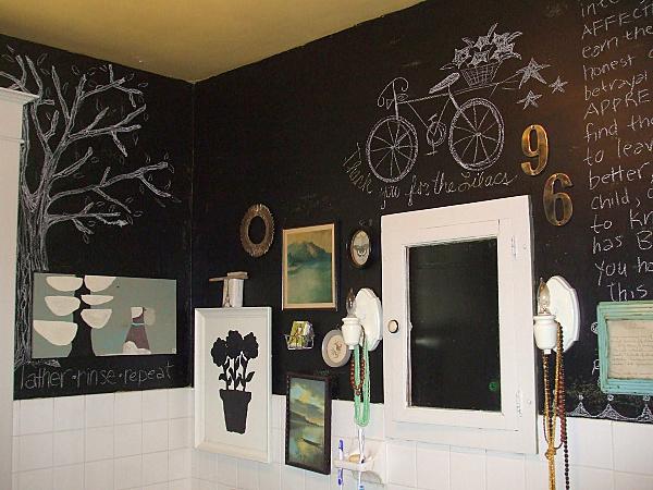 Tablica na ścianach – nie tylko dla dzieci