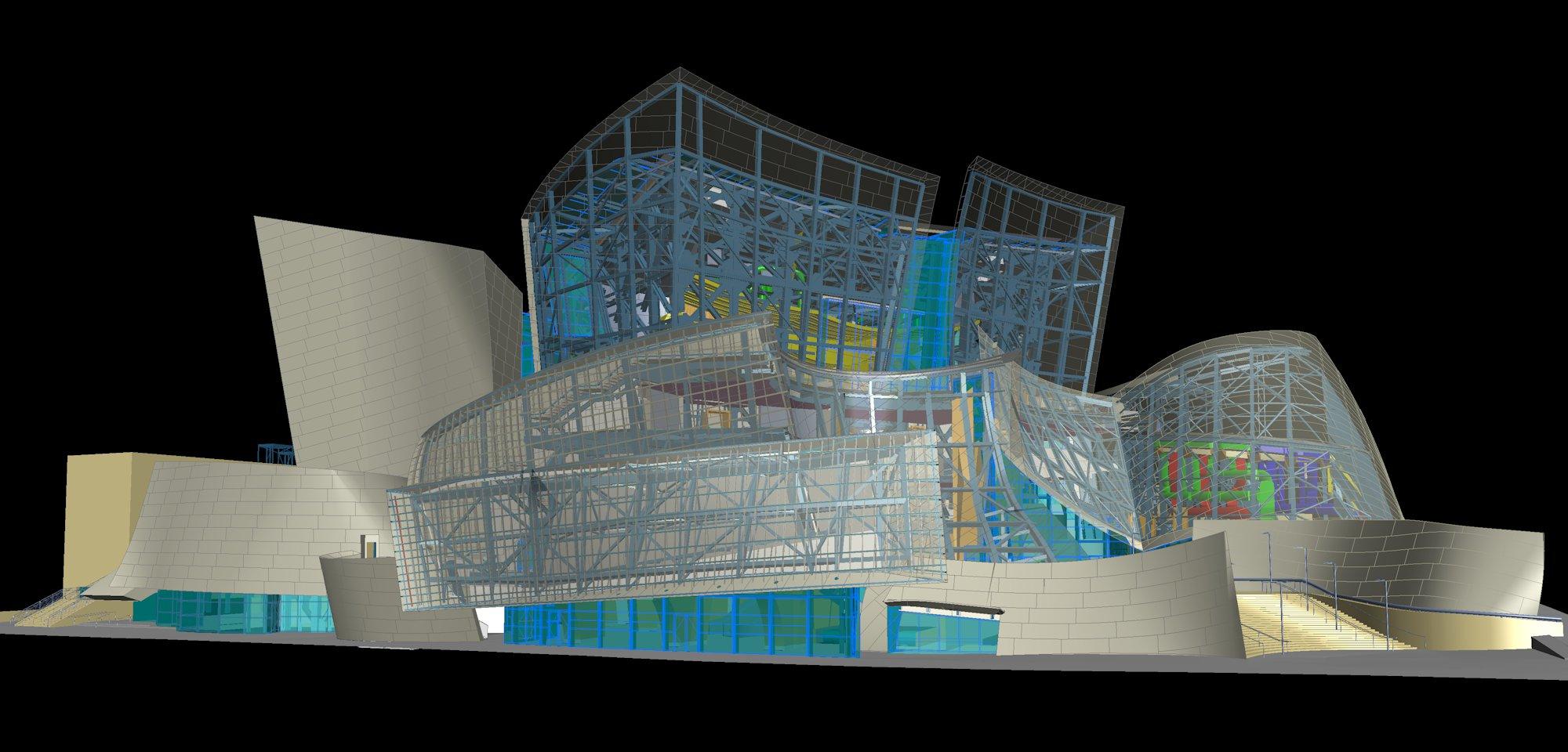 Projektowanie budynku komputerowo