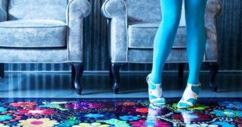 Kolorowa podłoga żywiczna