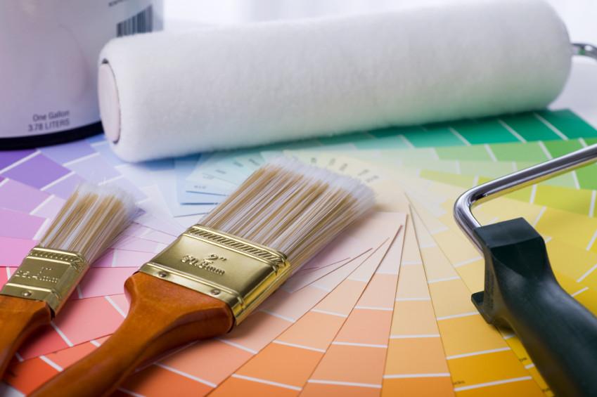 Przedmioty do malowania