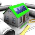 Projekt domu energooszczędnego