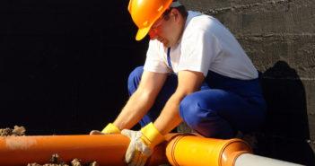 Montaż kanalizacji