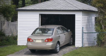 Wjazd do garażu