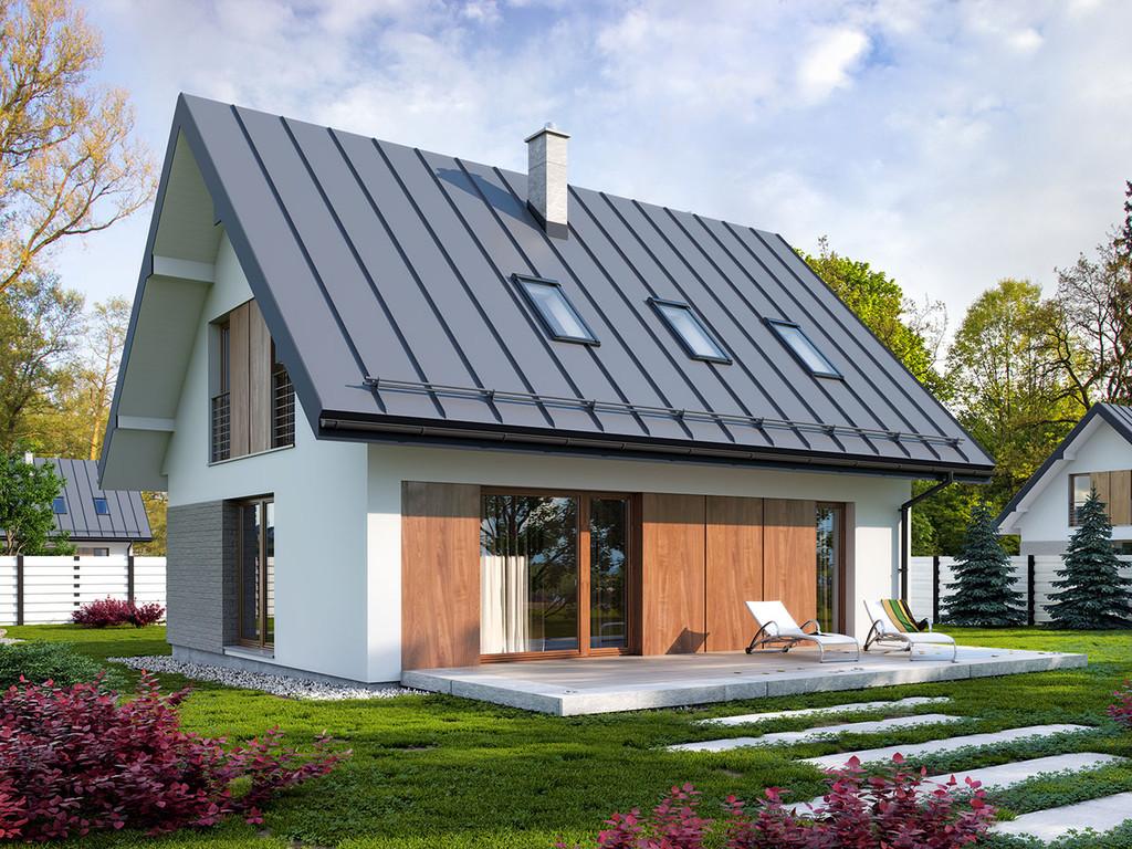 Projekt domu z katalogu Tooba.pl