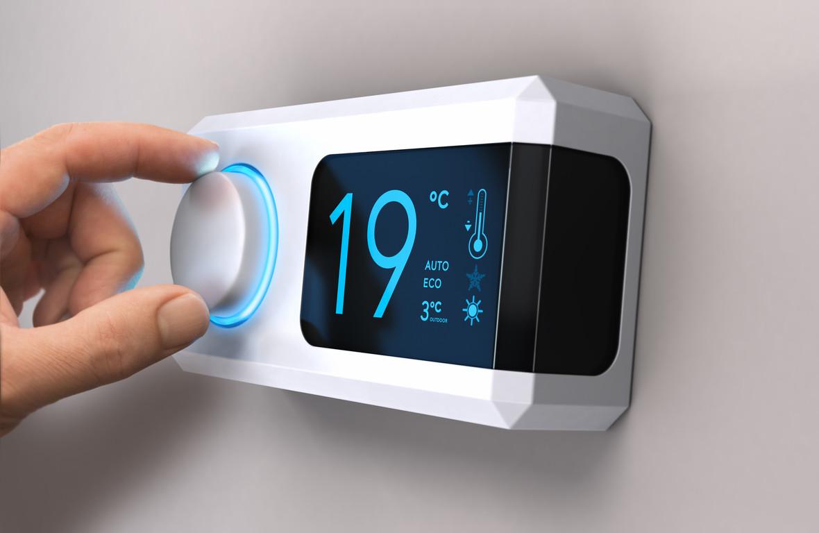 Ogrzewanie w domu - temperatura