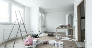 Sposoby na tani remont mieszkania