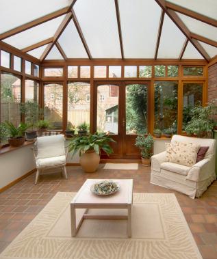 Ogród w domu