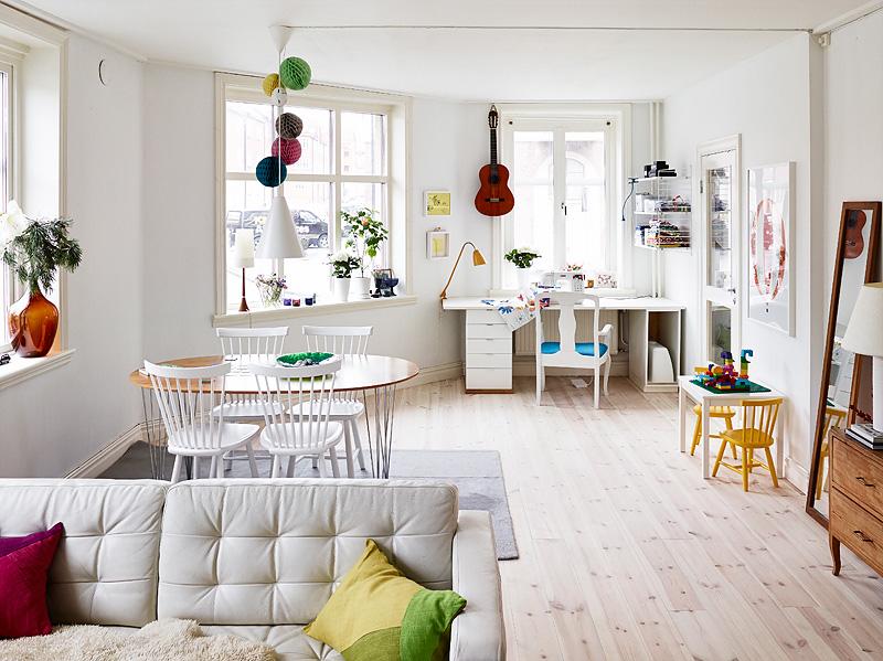 Inspiracja z północy, czyli dom w stylu skandynawskim