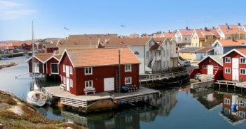 Szwedzka miejscowość