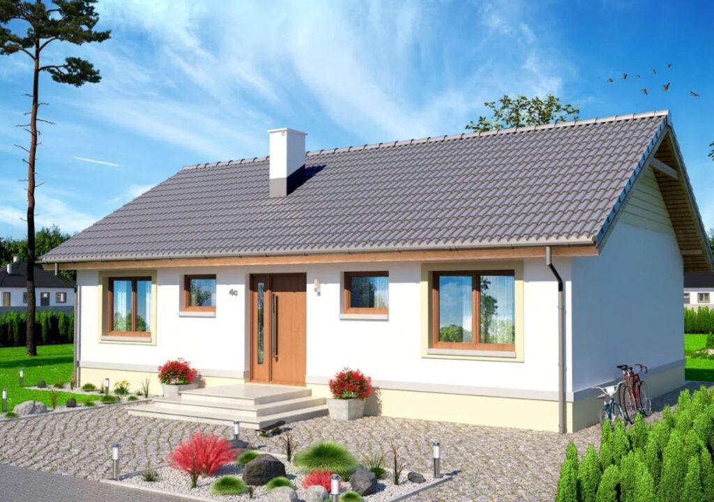 Projekt domu Tebe