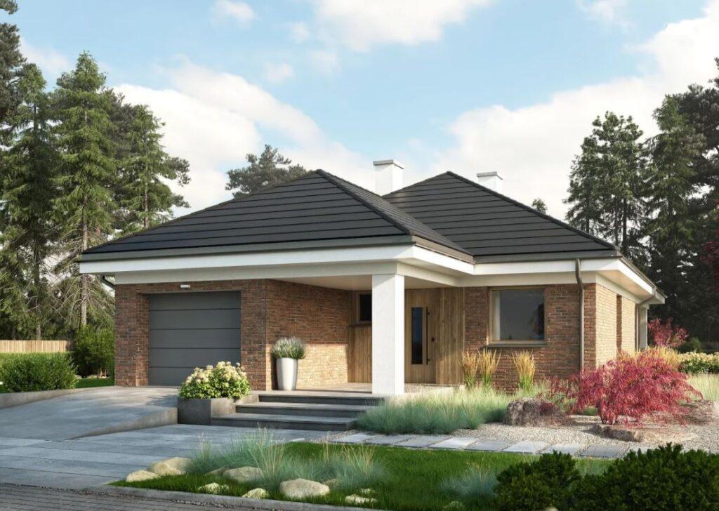 Projekt domu Eco 39