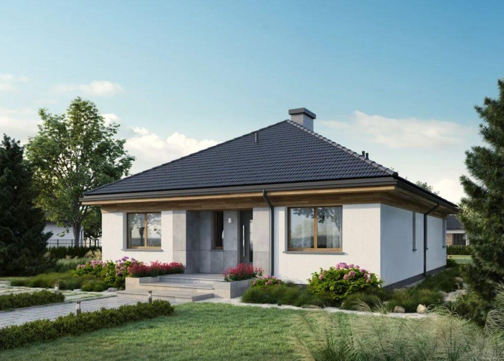 Eco 34 to propozycja energooszczędnego domu
