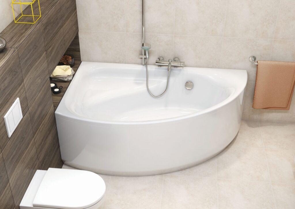 Wanna w łazience